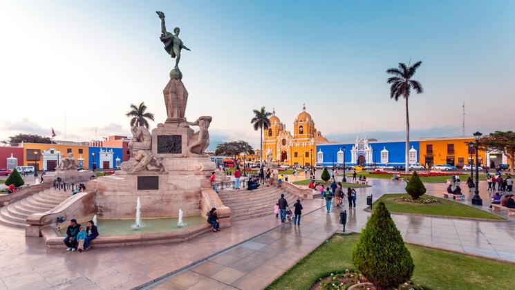 ¡Trujillo está de fiesta! 486 años de Orgullo Peruano