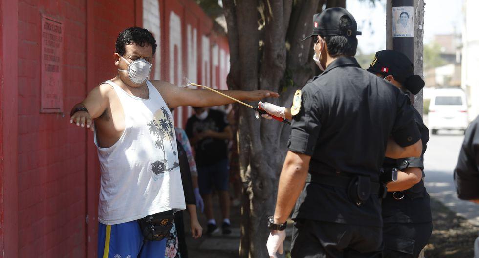 Coronavirus en Perú: Estas son las multas por incumplimiento de la cuarentena
